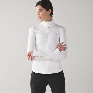 Lululemon Define Jacket White